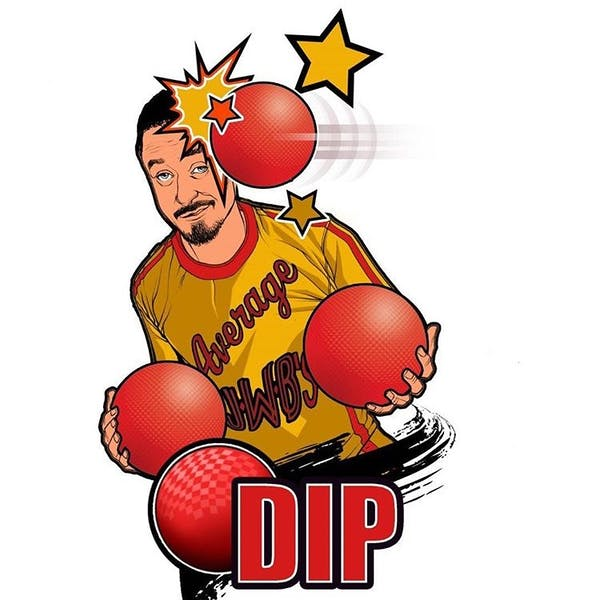 Image or graphic for Dodgeball Series: Dip