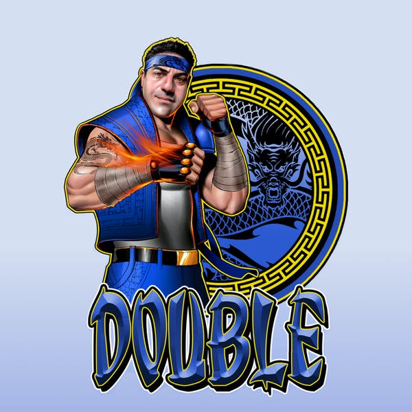 Image or graphic for Double BA Stout