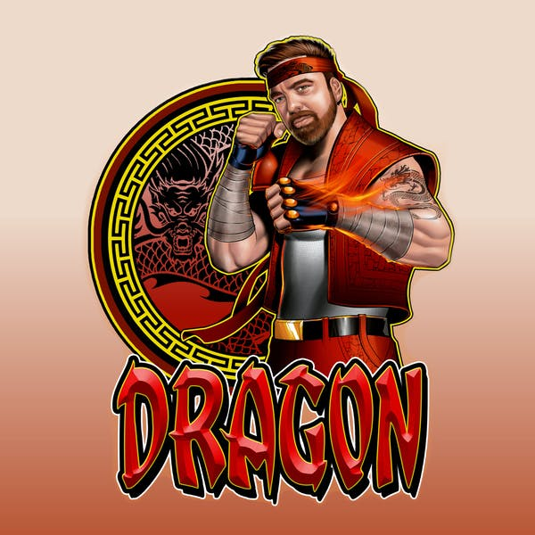 Image or graphic for Dragon BA Stout