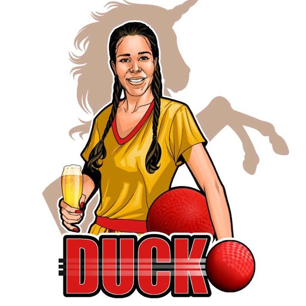 Image or graphic for Dodgeball Series: Duck