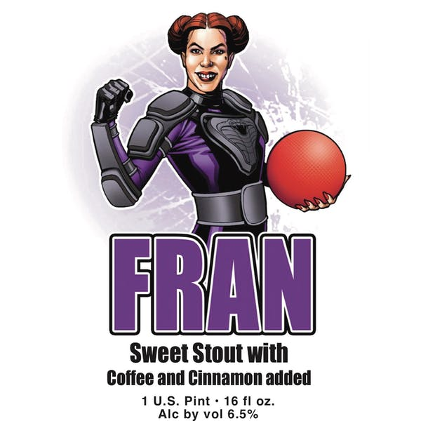 Image or graphic for Dodgeball Series: Fran