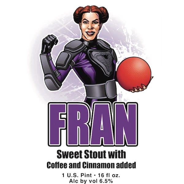 Dodgeball Series: Fran