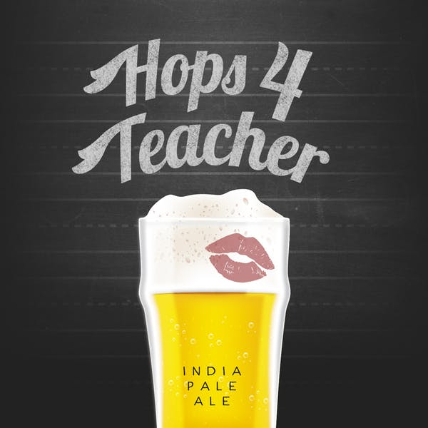 Hops 4 Teacher IPA
