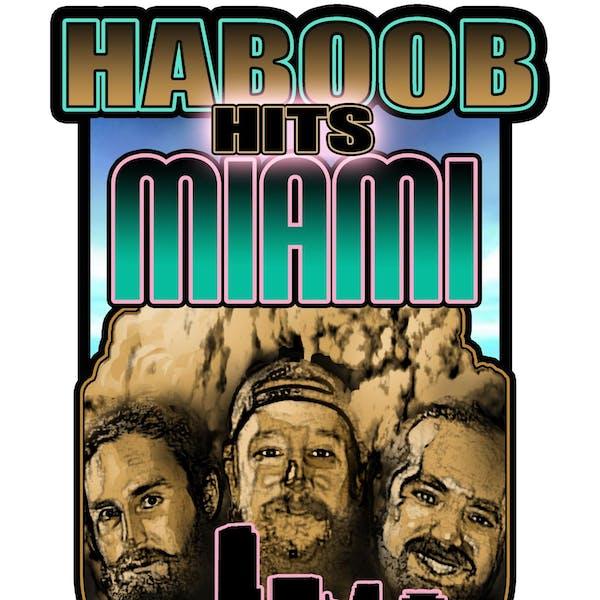 Haboob Hits Miami