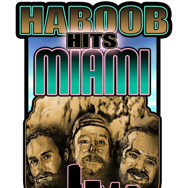 Image or graphic for Haboob Hits Miami