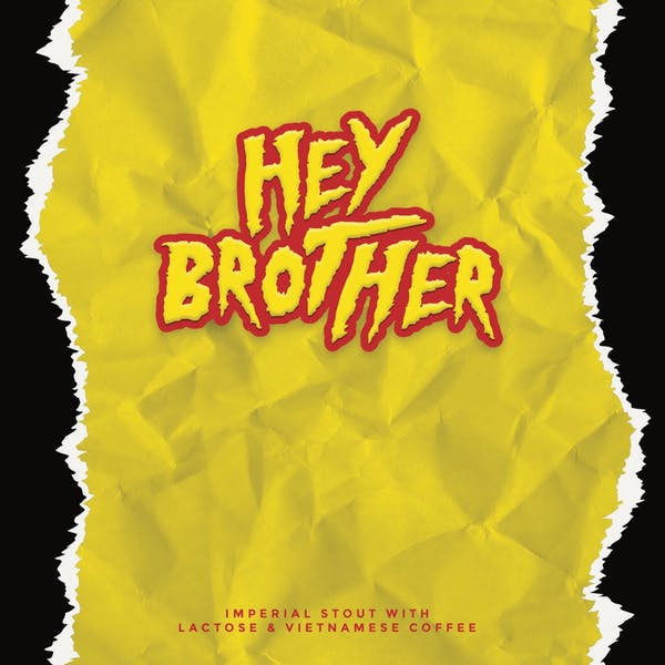 Image or graphic for Hey Brother