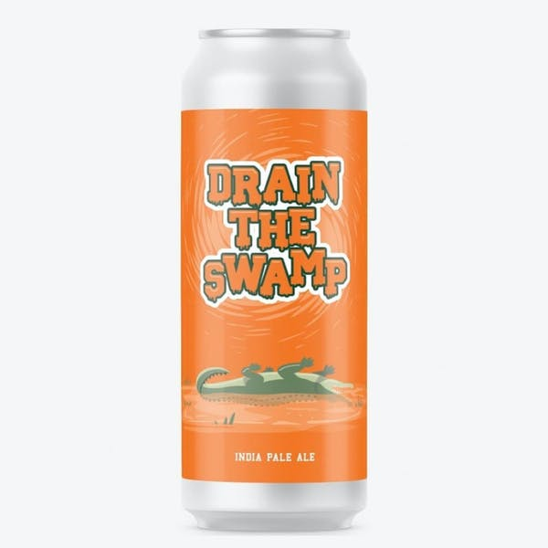 Image or graphic for Drain the Swamp
