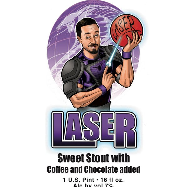 Image or graphic for Dodgeball Series: Laser