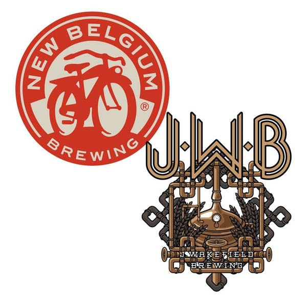 NEW BELGIUM BREWING AND J. WAKEFIELD BREWING COMBINE FORCES TO CREATE A GRILLED PINEAPPLE BERLINER WEISS