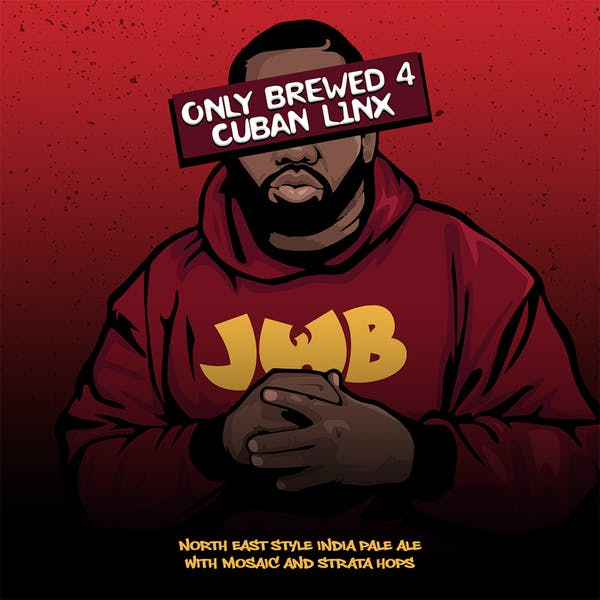 Image or graphic for Only Brewed 4 Cuban Linx