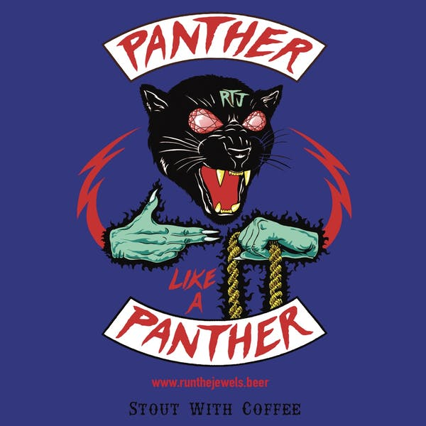 Image or graphic for Panther Like A Panther