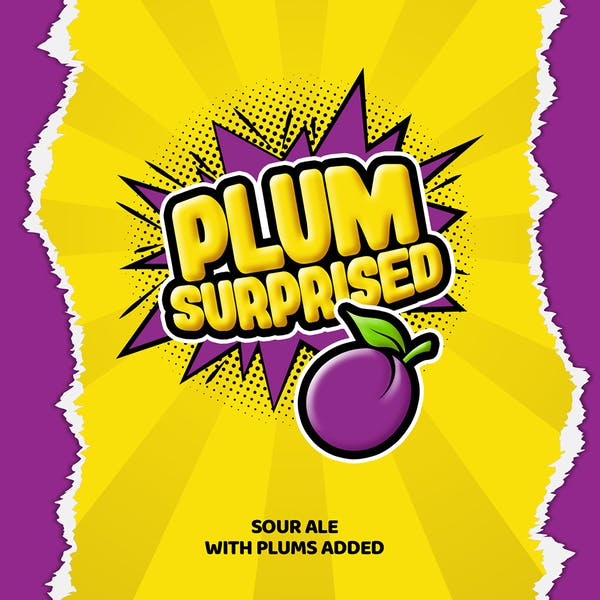 Plum Surprised
