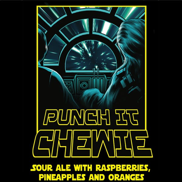 Image or graphic for Punch It Chewie