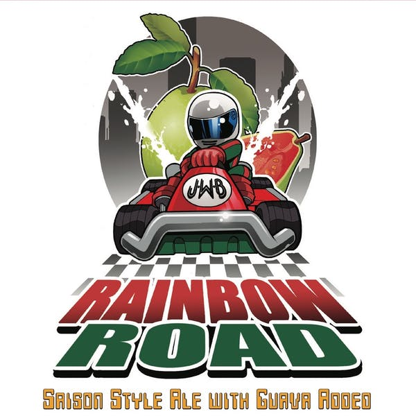 Image or graphic for Rainbow Road