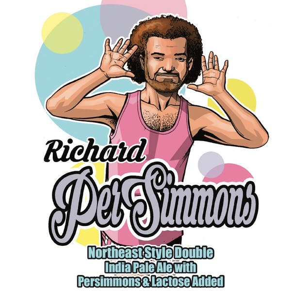 Image or graphic for Richard Persimmons