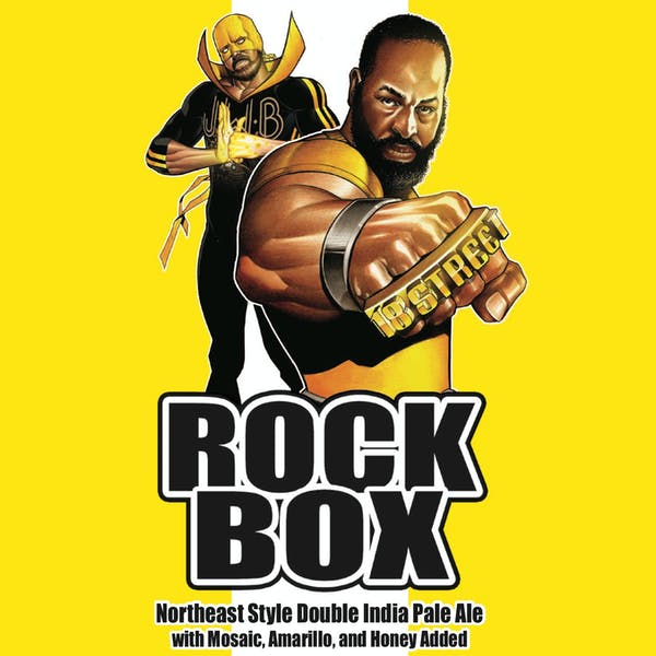 Image or graphic for Rock Box