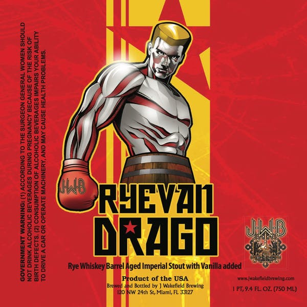Image or graphic for Ryevan Drago