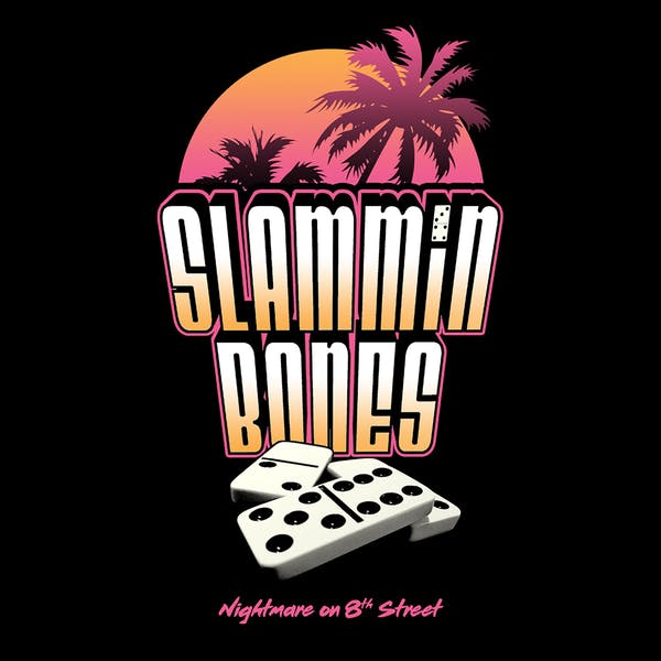 Image or graphic for Slammin Bones: Nightmare on 8th Street