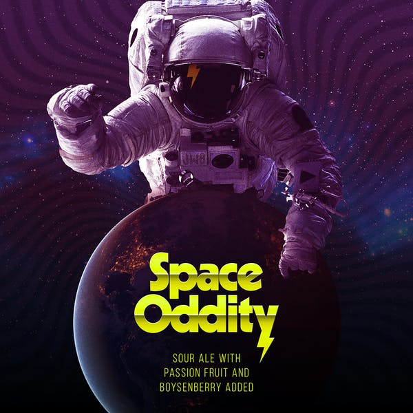 Image or graphic for Space Oddity