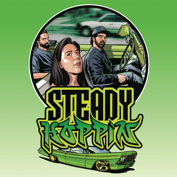 Image or graphic for Steady Hoppin