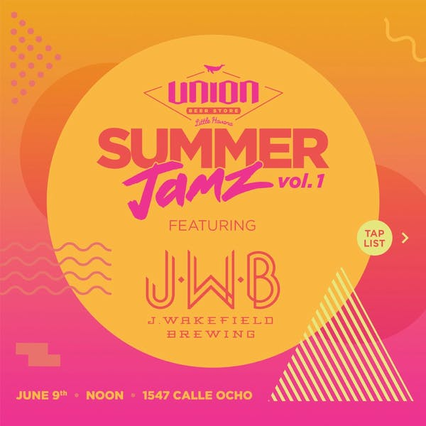Summer Jamz Edition Vol. 1