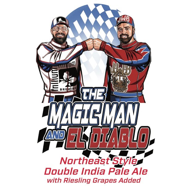 Image or graphic for The Magic Man and El Diablo