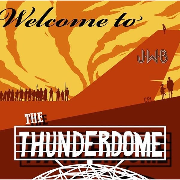 Image or graphic for Welcome to the Thunderdome