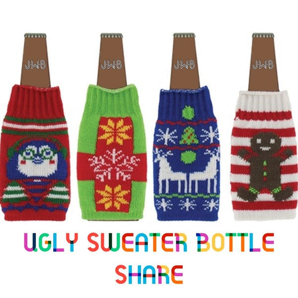 Ugly Sweater Bottle Share