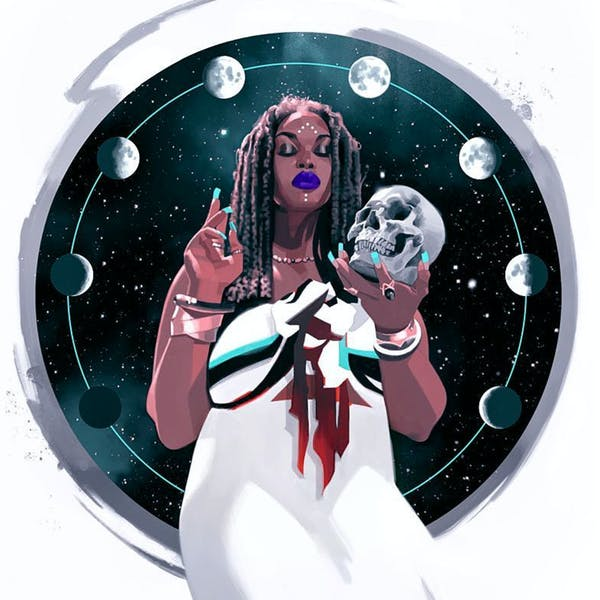 Image or graphic for Voodoo Woman