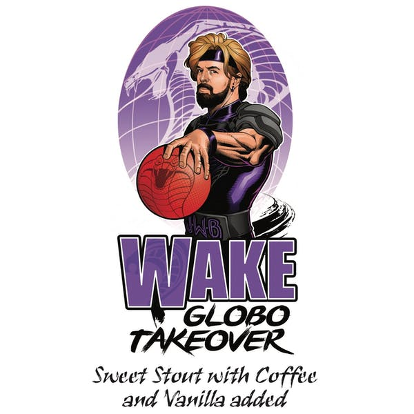 Image or graphic for Dodgeball Series: Wake Globo Takeover