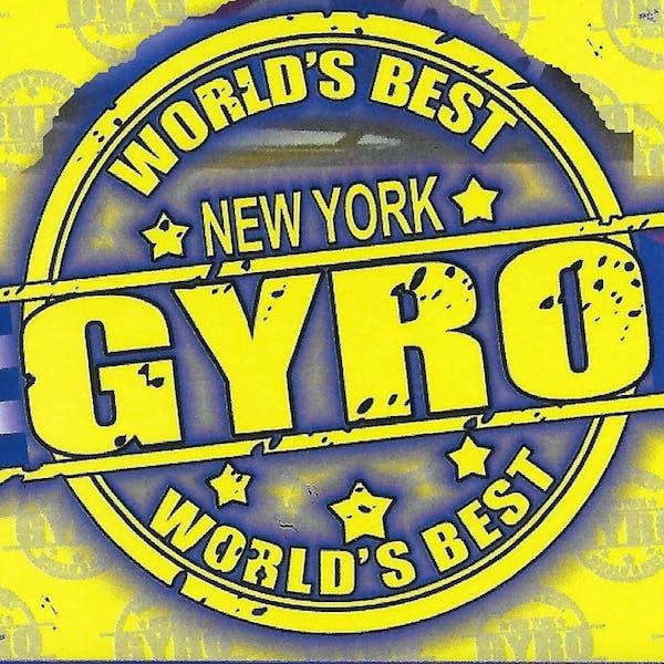 Worlds Best NY Gyro 11/23