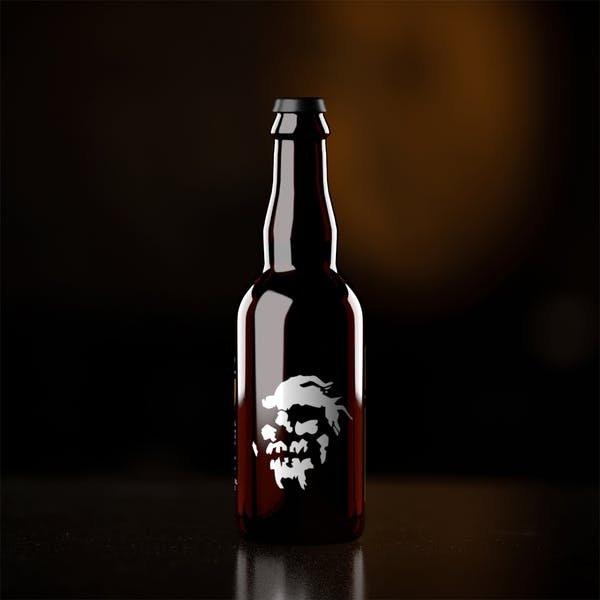 Image or graphic for Almond, Cacao, and Vanilla Bourbon Barrel Dark Apparition Reserve