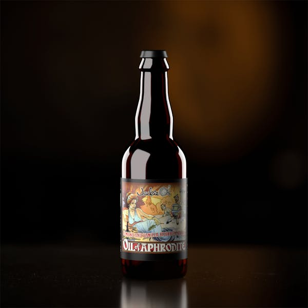 Image or graphic for Almond & Vanilla Bourbon Barrel Oil of Aphrodite