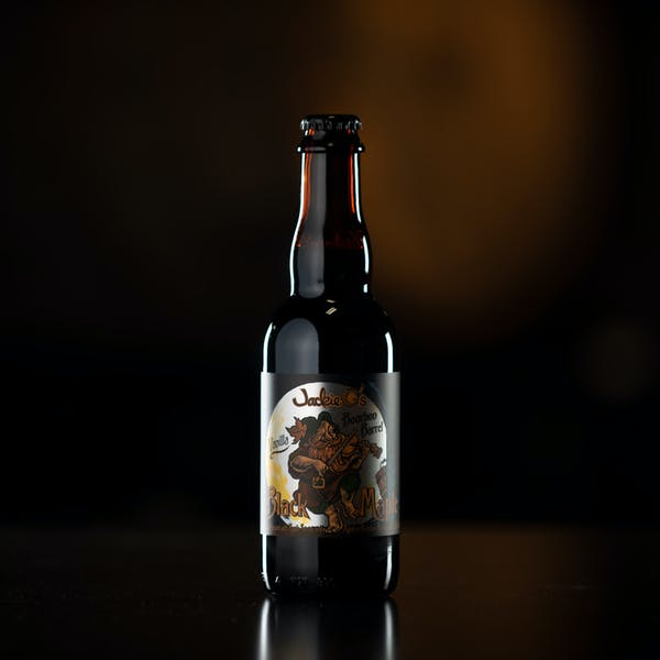 Image or graphic for Vanilla Bourbon Barrel Black Maple