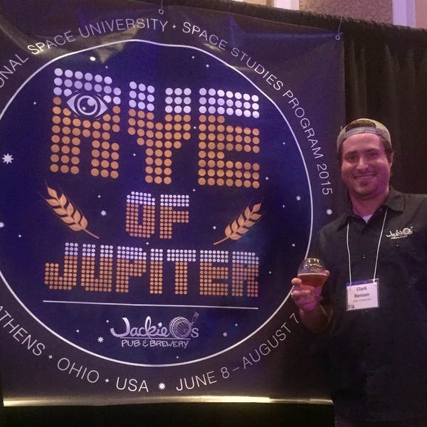 Blast Off!: Jackie O's 'Rye of Jupiter' hits the stars with the Intl. Space University