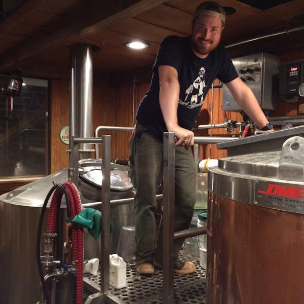 Saying goodbye to Jackie O's pub brewer Clark Benson