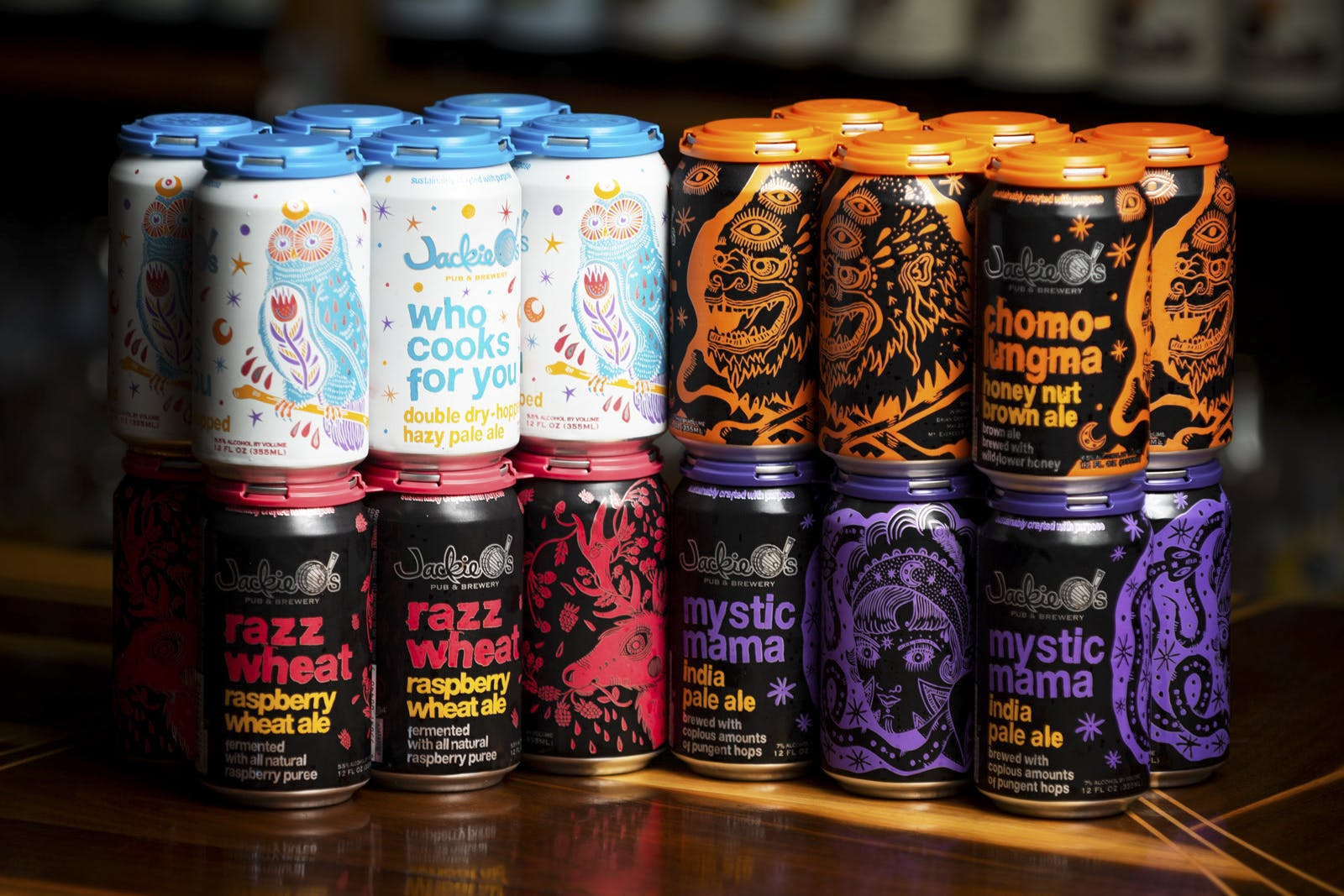 Jackie-O's-Brewery-Core-BeersCore