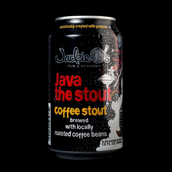 Java-The-Stout-Can