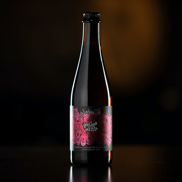 Image or graphic for Raspberry Berliner Weisse