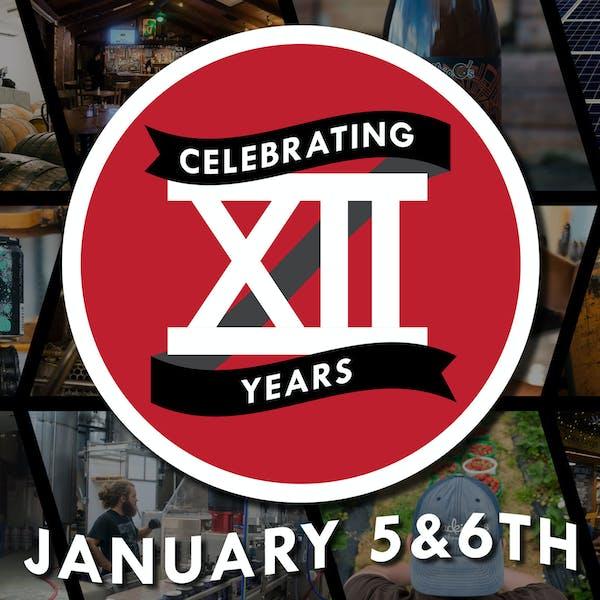 12th Anniversary Extravaganza