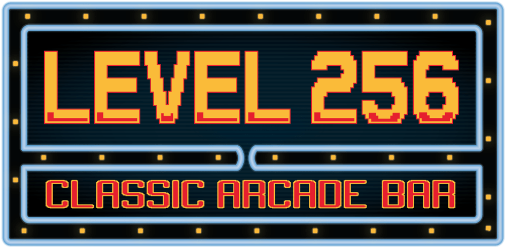 Level 256 Classic Arcade Bar