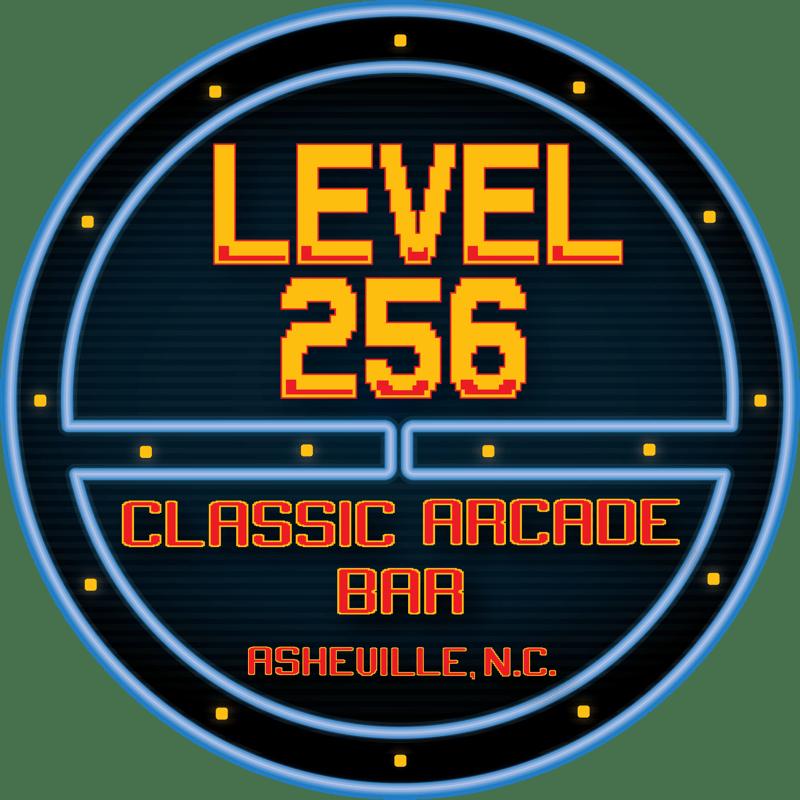 Level 256 Logo Round