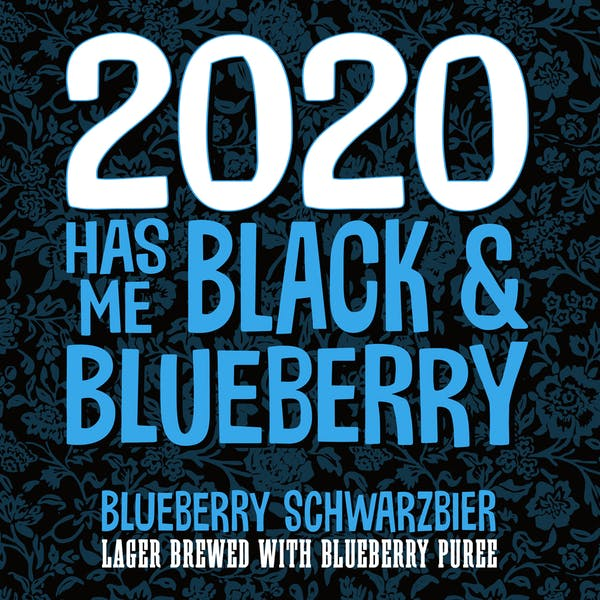 2020 Has Me Black and Blueberry available now!