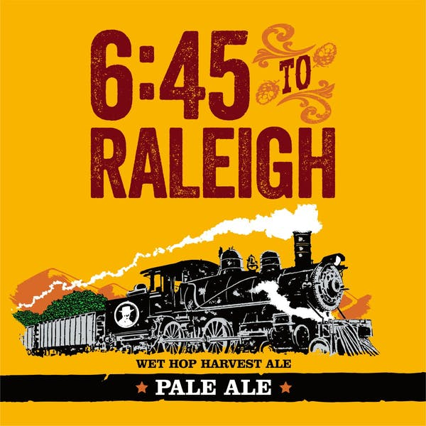 Image or graphic for 6:45 to Raleigh