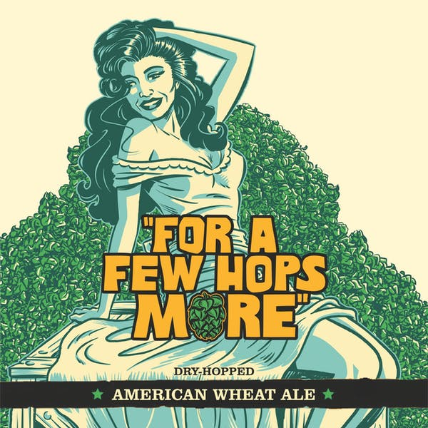Image or graphic for For a Few Hops More