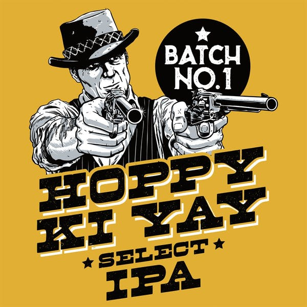 Image or graphic for Hoppy Ki Yay Select IPA Batch 1
