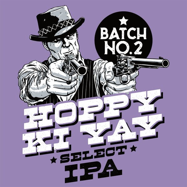 Image or graphic for Hoppy Ki Yay Select IPA Batch 2