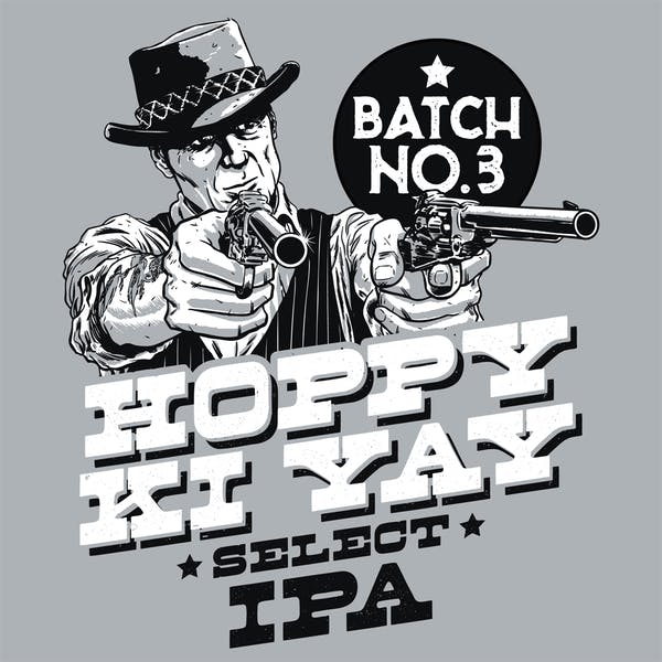 Image or graphic for Hoppy Ki Yay Select Batch No.3