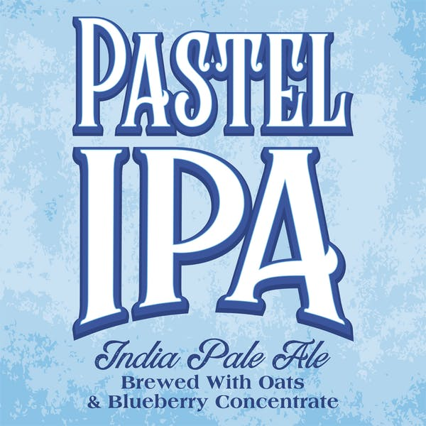 Image or graphic for Pastel IPA with Oats and Blueberry