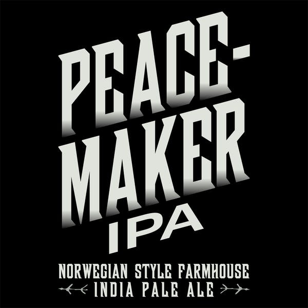 Image or graphic for Peacemaker IPA